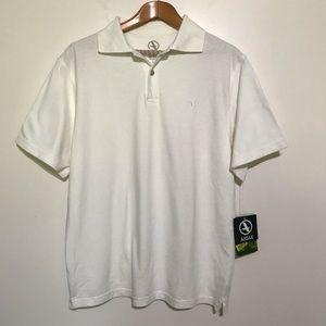 AIGLE White Polo Shirt